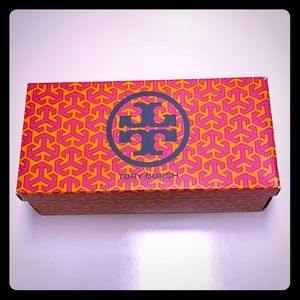 EUC Tory Burch Shoe Box